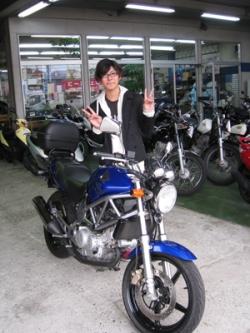 VTR250 福岡市西区