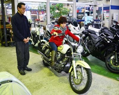 バイクの確認02