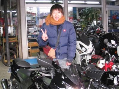 Ninja250R 福岡県福岡市城南区